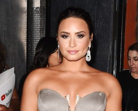 Demi Lovato: Diet Industry Sad, Frustrating For Constantly Hyping Thinness (photos)