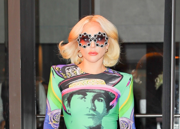 Lady Gaga, Known for Eccentric Style, Has Her Eye on New Beauty Line