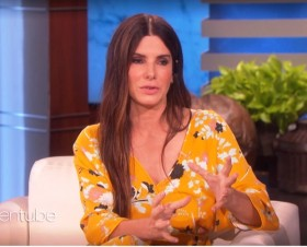 Sandra Bullock Reveals Secret for Youthful Look; But Her Facials Will Shock You