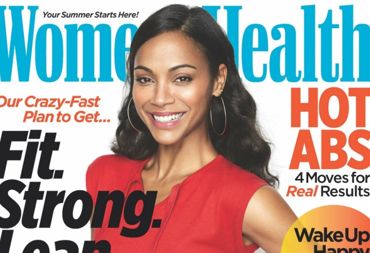Zoe Saldana Says Views About Diet, Exercise Have Evolved–With Good Reason (Photos!)