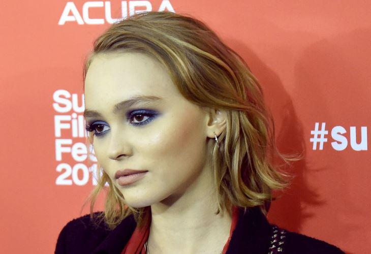 Lily Rose Depp (Johnny's Kid!) Is Carefree, Sexual in Vogue Russia