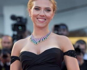 Scarlett Johansson Gets Her Man-Self On For Upcoming Movie 'Rub & Tug'