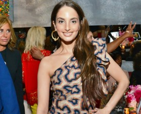 Alexa Ray Joel Captures Spotlight at Bella Magazine Fete in New York City