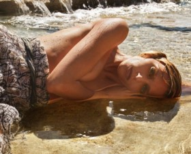 Anja Rubik Makes Sensual Summer Escape to Highlight Plight of Oceans (Photos!)