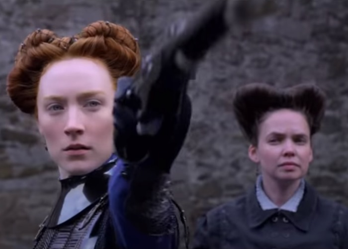 Saoirse Ronan, Margot Robbie Stirring in New 'Mary Queen of Scots' Trailer (see!)