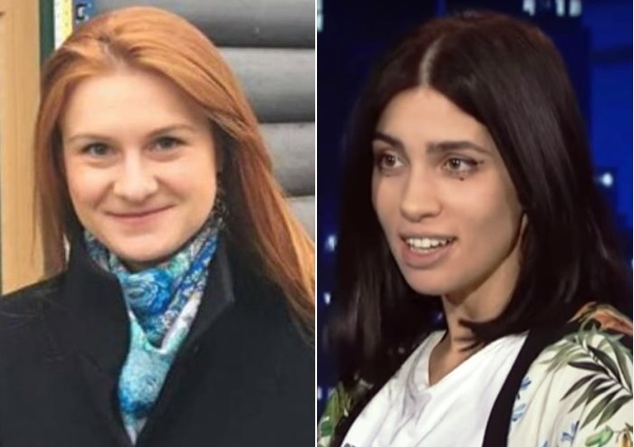 Tale of Russian Women: Pussy Riot Bedevils Putin; Mariia Butina Is His Red Sparrow