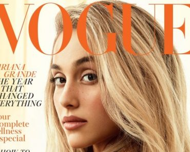 Ariana Grande Goes All the Way to London to Get Her Vogue On in Sexy Photos!