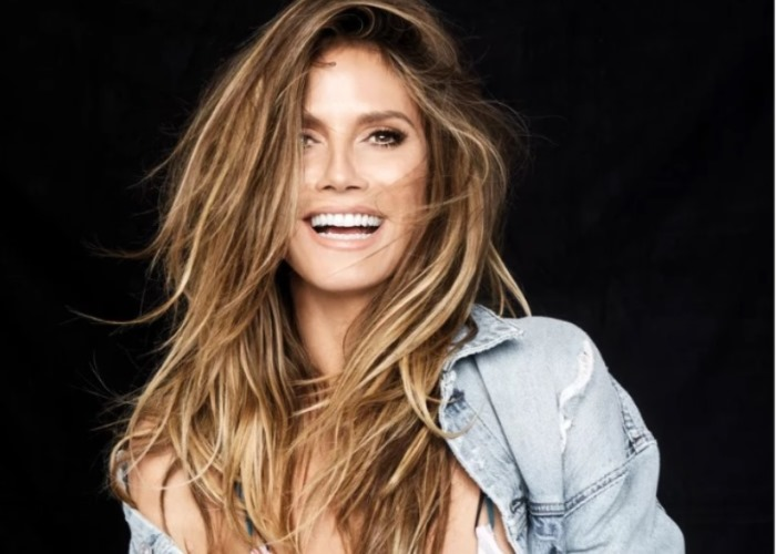 Heidi Klum Reveals Her Secret for Youthful Looks, Supple Skin Now That She's 45