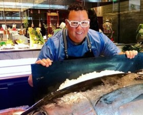 How Graham Elliot's Stunning 154 Lb Weight Loss Erased Major Health Problems  (Video)
