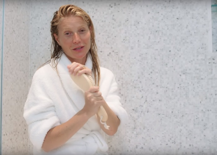 Gwyneth Paltrow's Costly Skincare Routine Will Shock Your Socks Off! (Video)