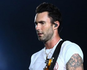 Adam Levine: Yoga is Life-Changing: See 7 Other Celebs Devoted to Yoga
