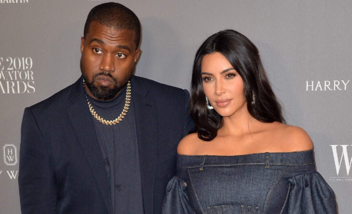 Kim Kardashian Sheds Hubbie No. 3, (And Her Clothes!) See Her Hot Photo